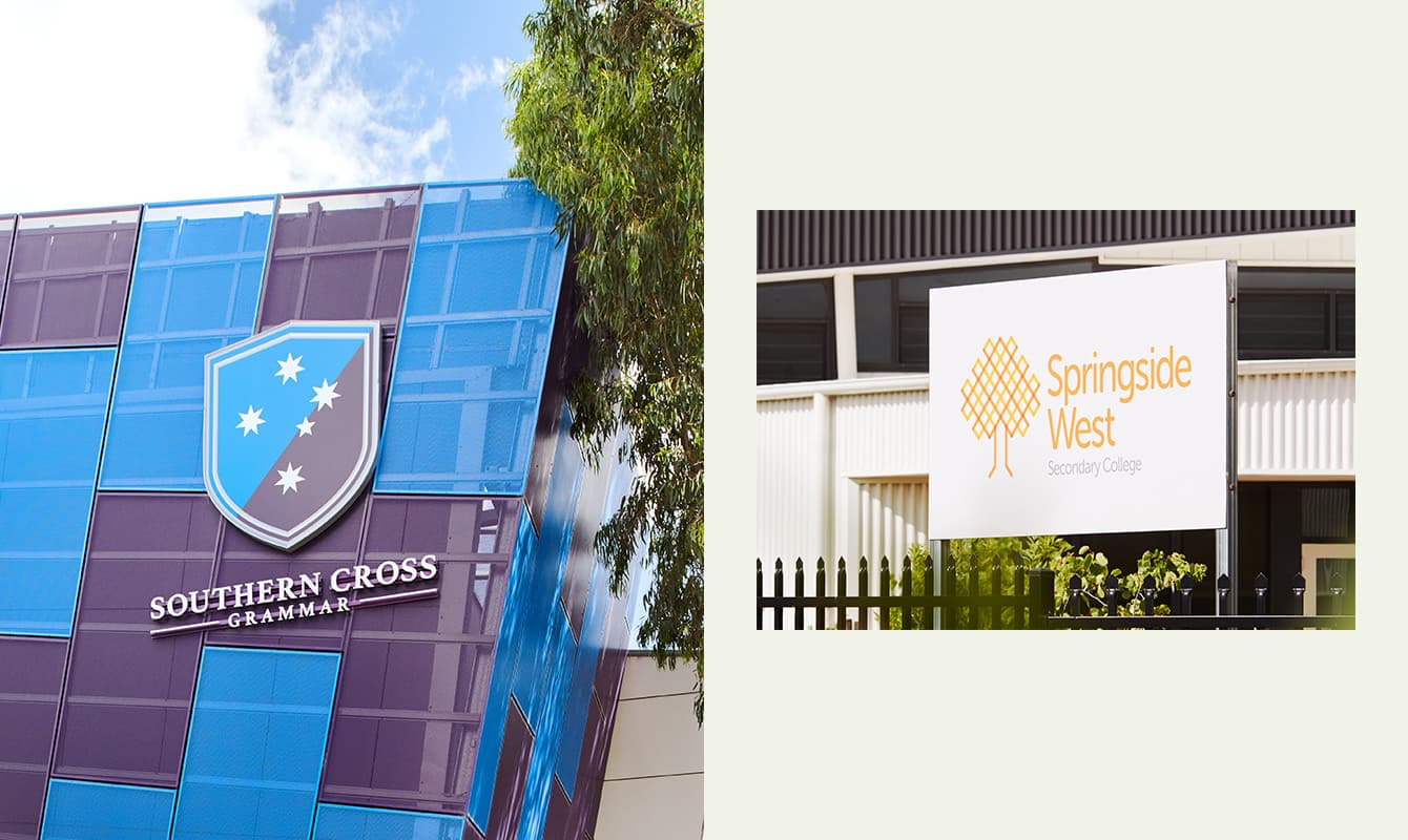 Southern Cross / Springside West College
